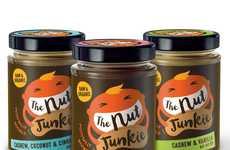 Organic Nut Butter Blends