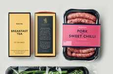 Contemporary Supermarket Rebrandings