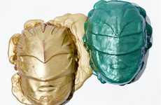 Heroic Ranger Face Masks