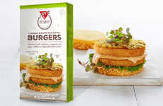 Ancient Grain Burger Patties