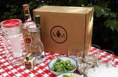 Mail Order Mixology Kits