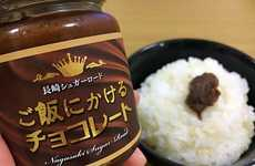 Chocolate Rice Sauces
