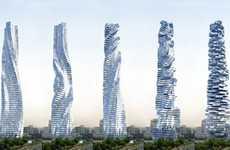 Rotating Skyscraper Concepts