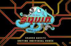 Collaborative Cephalopod Games