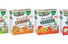 Fruit Grain Snack Pouches