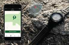 Adventurous Hiker Smartwatches