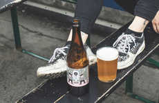 Music-Infused Beers