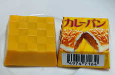Curry-Filled Chocolates