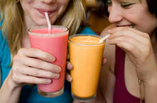 Nutritional Smoothie Mixes