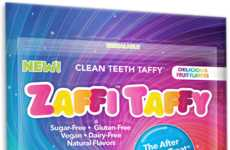 Teeth-Cleaning Confections