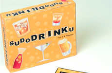 Number-Based Drinking Games