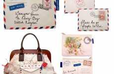 Paper Mail Handbags