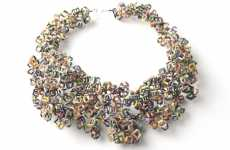 Garbage Necklaces
