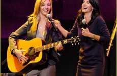 Serenading Sitcom Stars