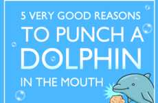 Dolphin-Punching Comics