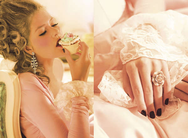 French Revolution Jewelry Shoots
