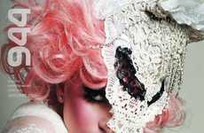 Lace Animal Masks