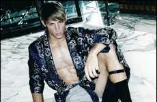 Silky Mens Loungewear