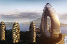 Man-Made Tribal Cities