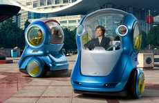 Personal Urban Minicars