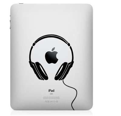 Hot iPad Decals