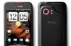 Edgy Touchscreen Phones