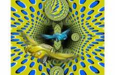 57 Intense Illusions