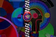 Pop Art Watches