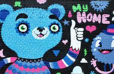 Cutesy Graffiti