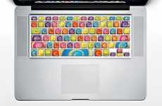 Rainbow Keyboards