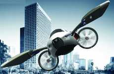 Airborne Autos