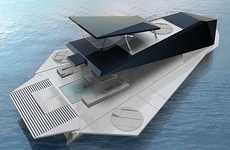 Foldable Superboats
