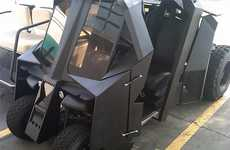 Batman Golf Carts