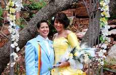 Sapphic Fairytale Weddings