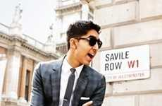 Savile Row Suiting