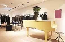 Retail Fashion Exhibits