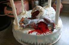 Macabre 'Star Wars' Cakes