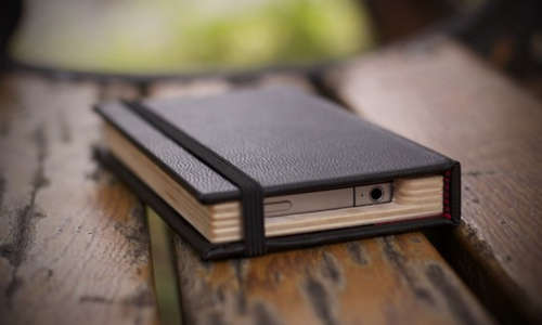 Moleskine iPhone Cases
