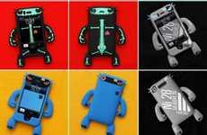 Robotic Phone Cases