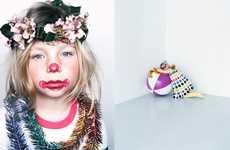 Melancholy Child Photography