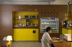 Coffee Shop Offices
