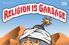 Anti-Religious Posters