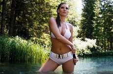 Hot Farm Girl Shoots