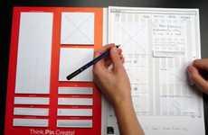 Internet-Inspired Notepads