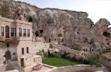 Cavernous Luxury Resorts