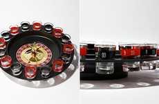 Casino-Inspired Drinking Games