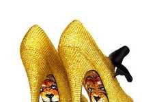Hidden Pop Art Stilettos