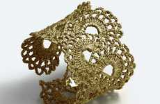 Sustainable Lace Accessories