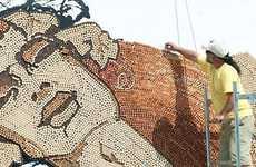 Corkscrew Mosaics