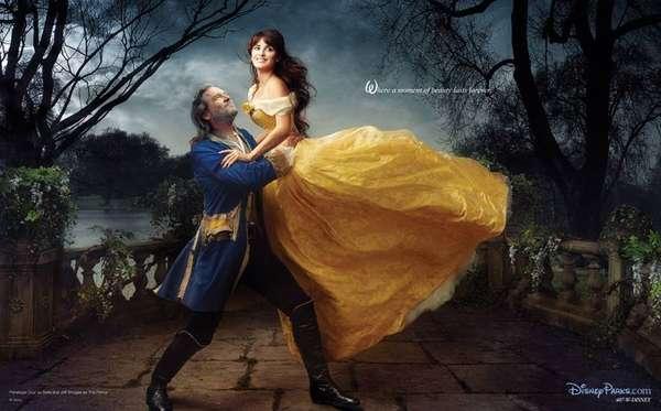 Celeb Fairy Tale Campaigns
